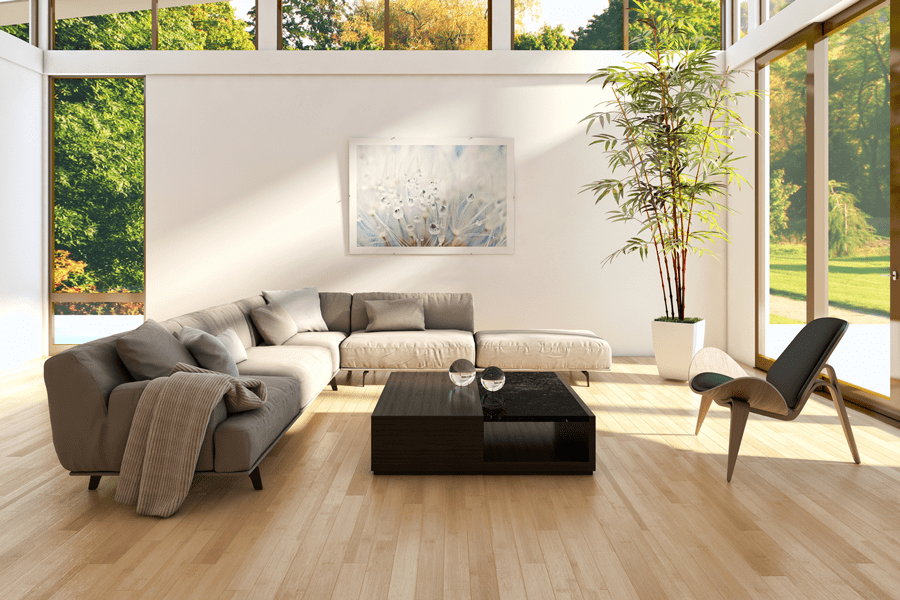 Contemporary wood flooring in Inverness, FL from Cash Carpet & Tile