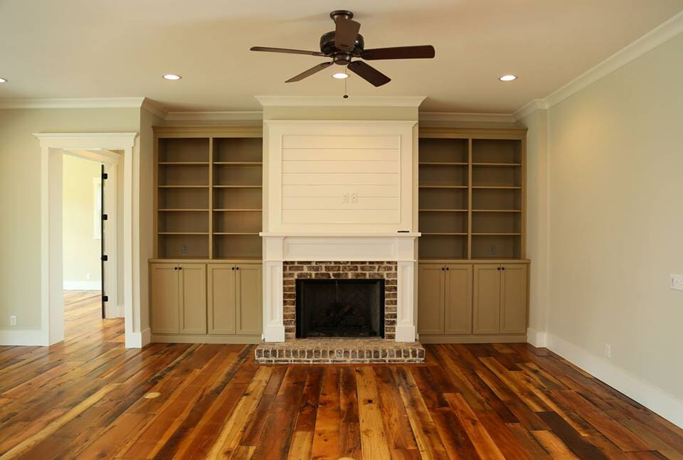Beautiful wood floors in Savannah, GA from Specialty Flooring