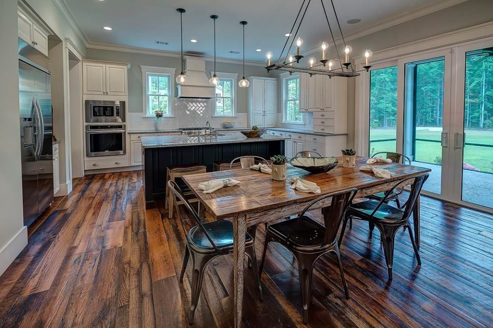 Natural wood flooring in Beaufort, SC from Specialty Flooring