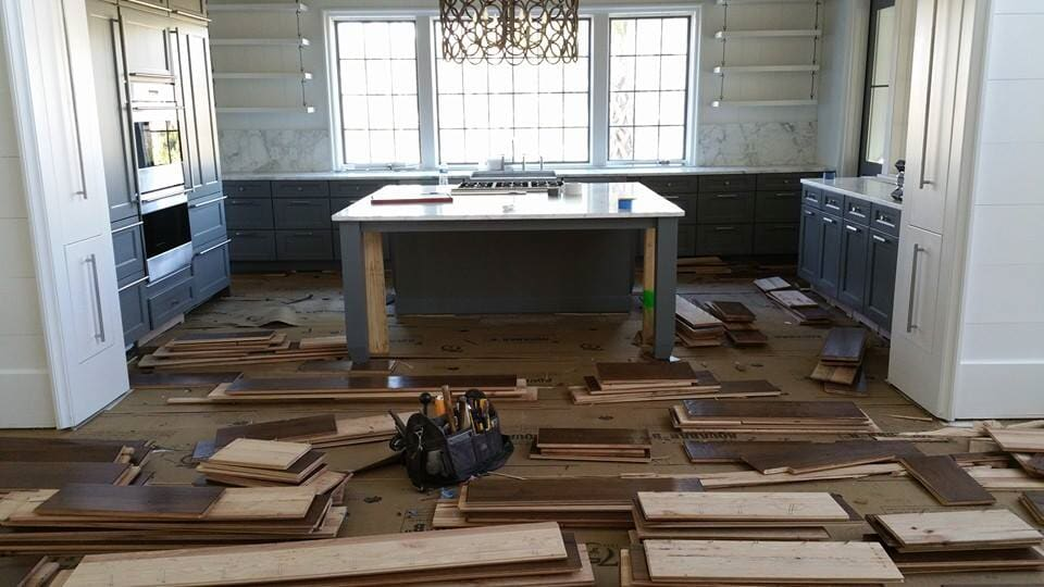 Hardwood flooring service in Bluffton, SC from Specialty Flooring