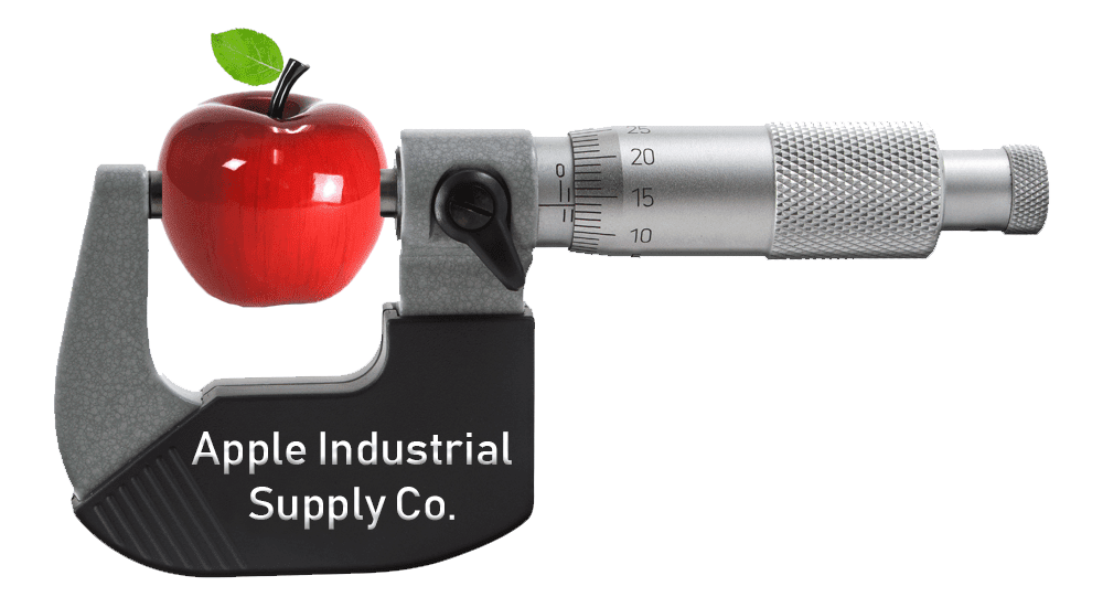 Apple Industrial Supply Co./Apple Machine & Supply Co. Logo