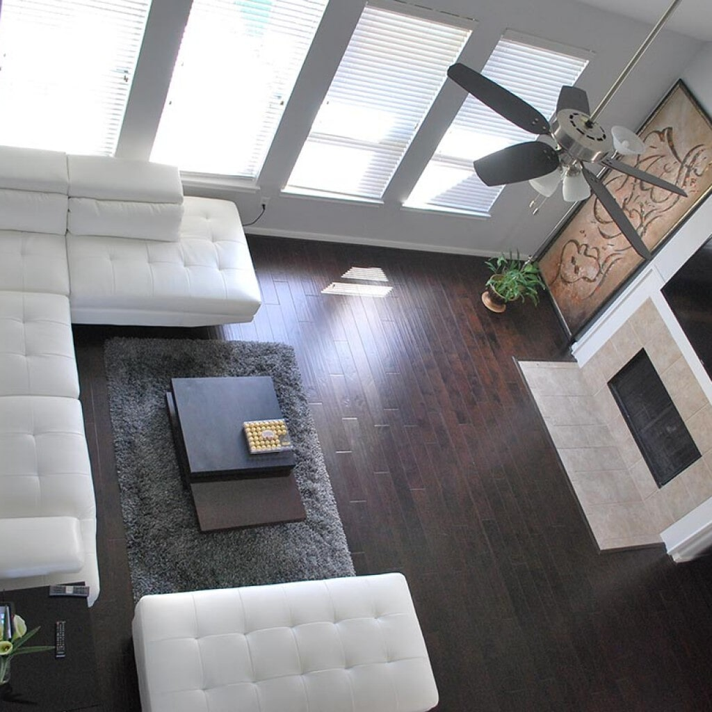 Engineered hardwood in Houston, TX from Floor Inspirations