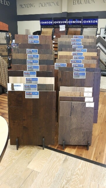 Visit an Outlook Flooring showroom near you