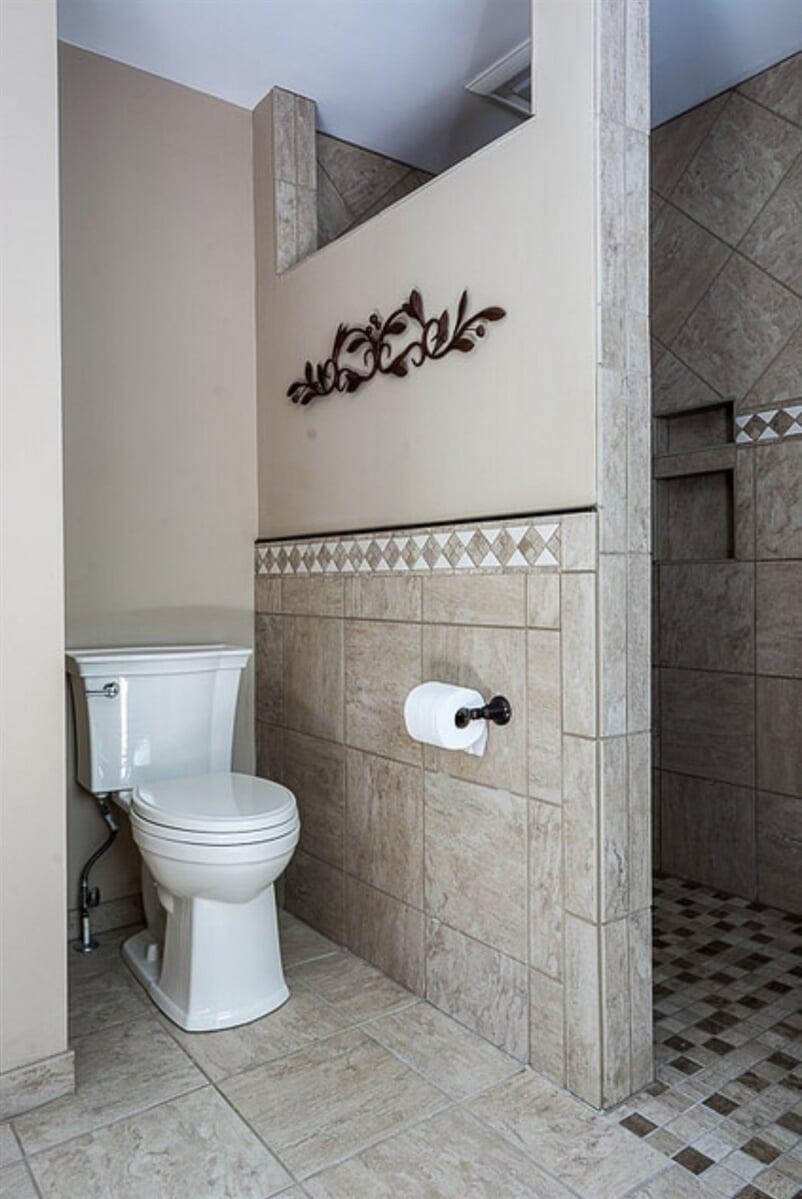 East Bathroom