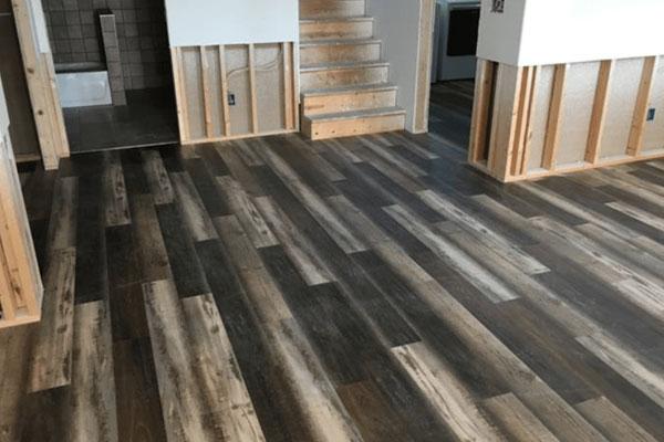 Hardwood flooring from Kluesner Flooring in Dyersville, IA