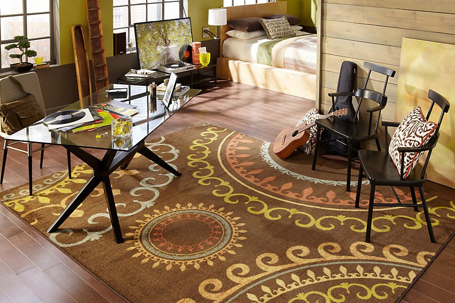 Modern oriental rugs in Royal Palm Beach, FL from Royal Palm Flooring