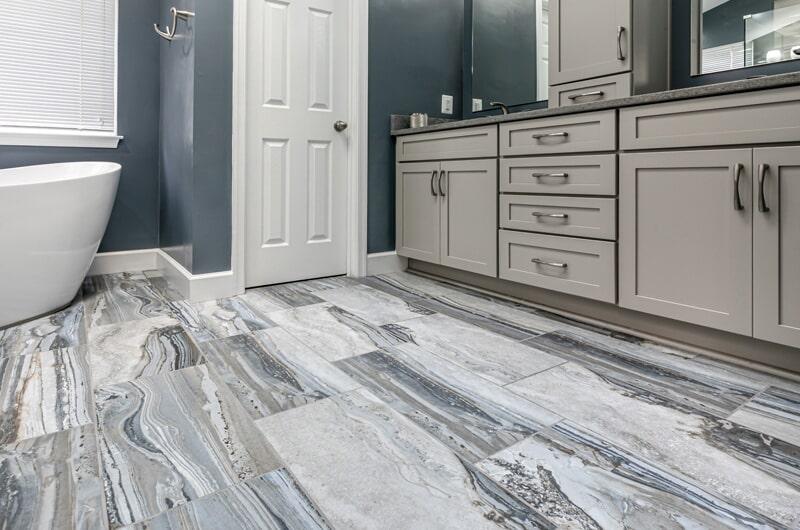 Happy Floors Apollo Gray in Bristow, VA