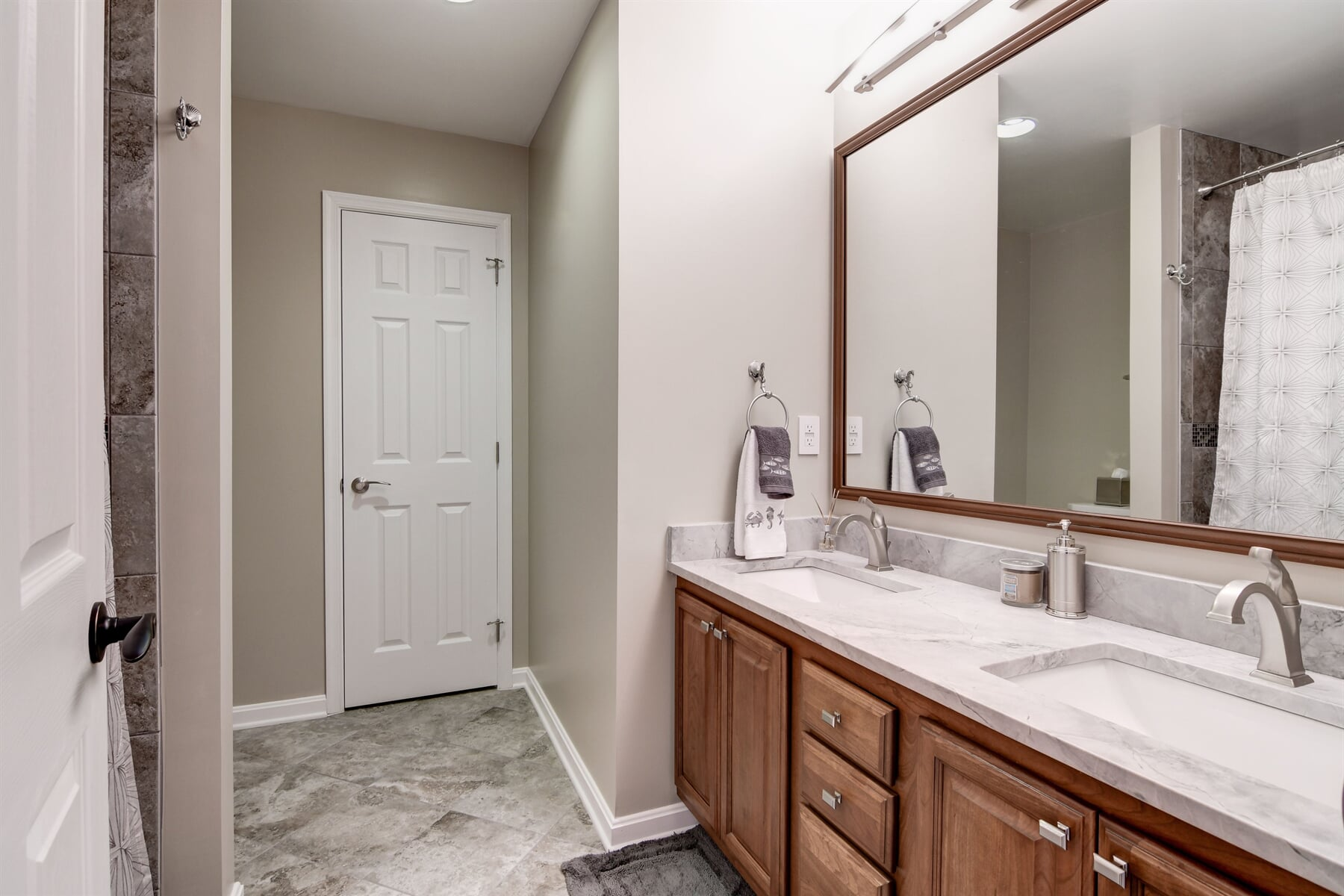 Bathroom remodeling in Huntingtown, MD by Southern Maryland Kitchen, Bath, Floors & Design