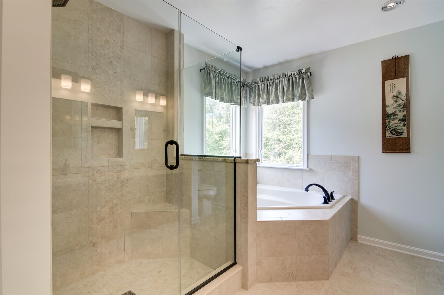 Bathroom remodeling in North Beach, MD by Southern Maryland Kitchen, Bath, Floors & Design