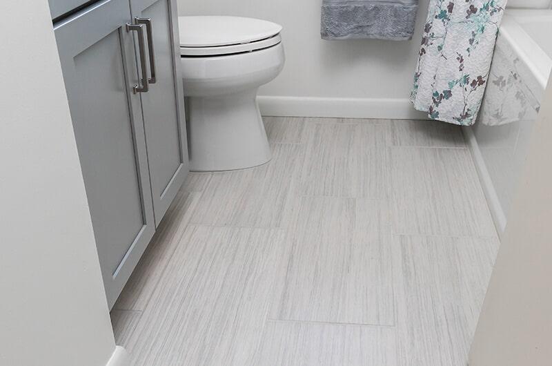 Happy Floors Estone White in Springfield, VA