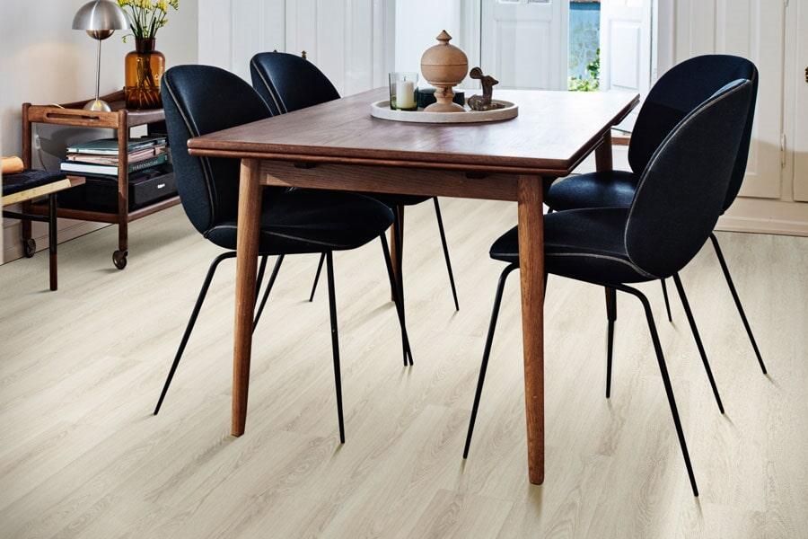 Laminate floor installation in Darien, CT from Classic Carpet & Rug