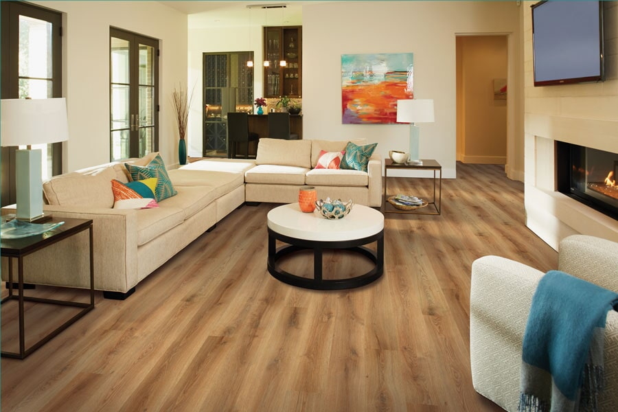 Wood look laminate flooring in Stamford, CT from Classic Carpet & Rug
