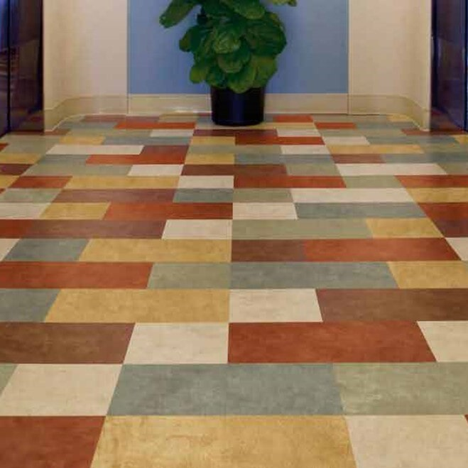 commercial-luxury-vinyl-hallway