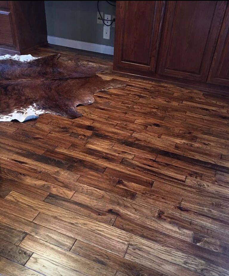Hardwood in Jenks, OK from Superior Wood Floors & Tile