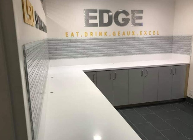 Commercial kitchen area in Baton Rouge, LA from Marchand's Interior & Hardware
