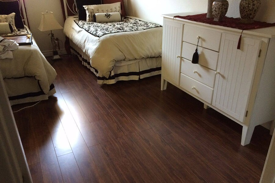 Our work in Yucaipa, CA from Century Flooring & Decor