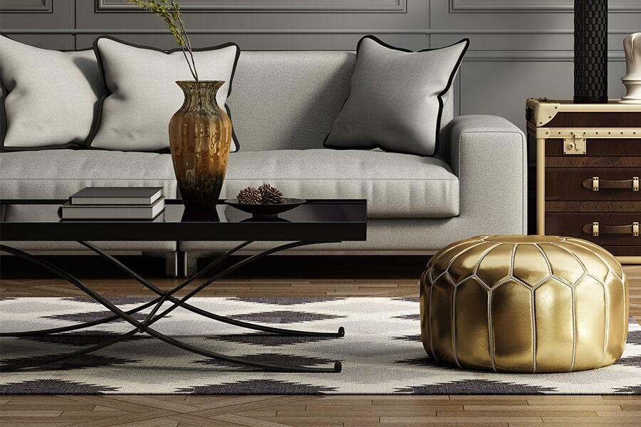 Modern oriental rugs in Richmond, VA from Jeter's Carpet & Flooring