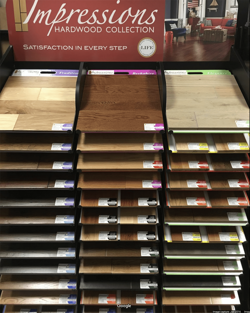 The Exact Flooring flooring showroom 4