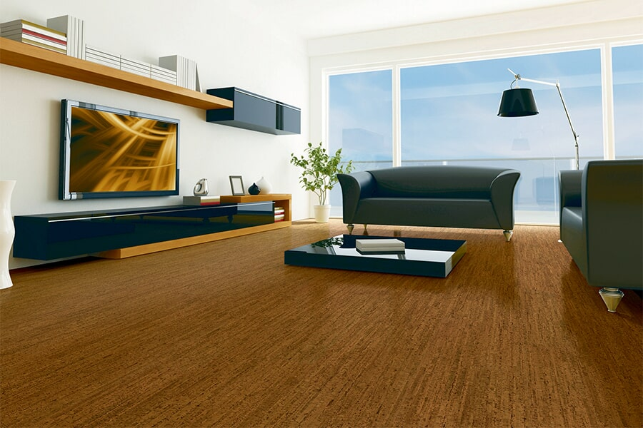Cork floors in Madison, WI from Bisbee's Flooring Center