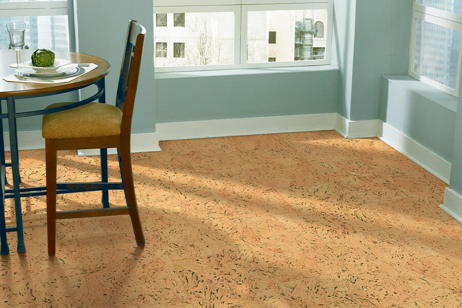 The Dane County, Wisconsin area's best cork flooring store is Bisbee's Flooring Center