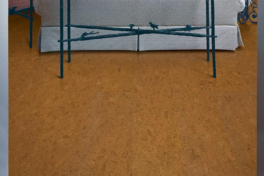 Cork floor installation in Middleton,  WI from Bisbee's Flooring Center