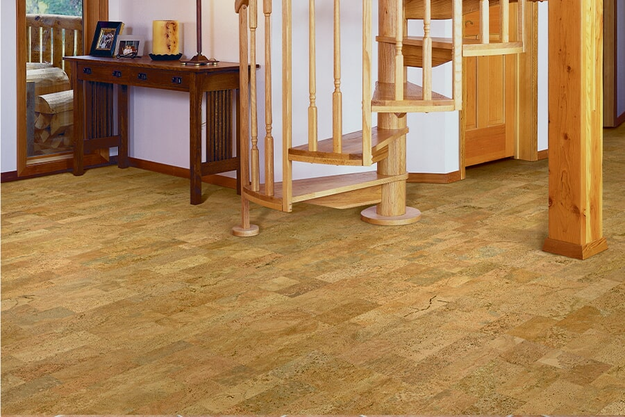 Environmentally friendly cork flooring in Monona, WI from Bisbee's Flooring Center