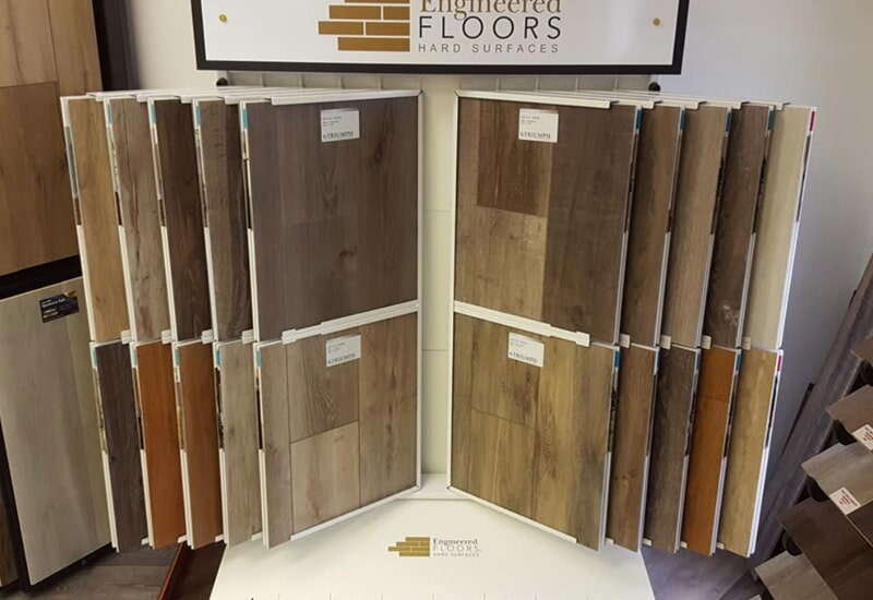 Engineered Floors in St. Charles County, MO from Hometown Floors Online
