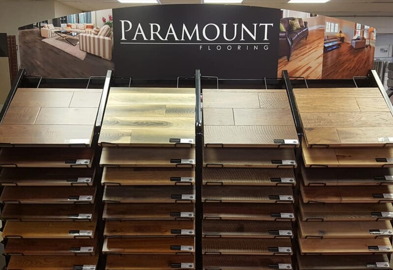 Paramount hardwood flooring in St. Charles County, MO from Hometown Floors Online
