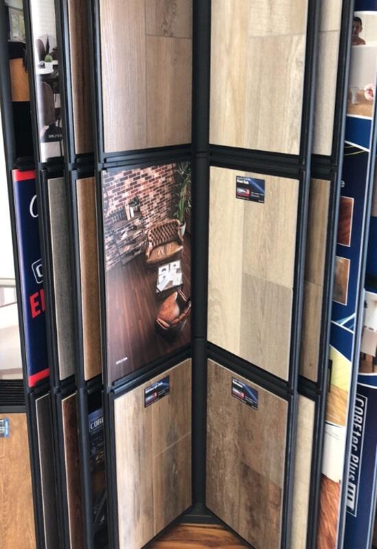 The Hometown Floors Online flooring showroom in St. Charles County, MO