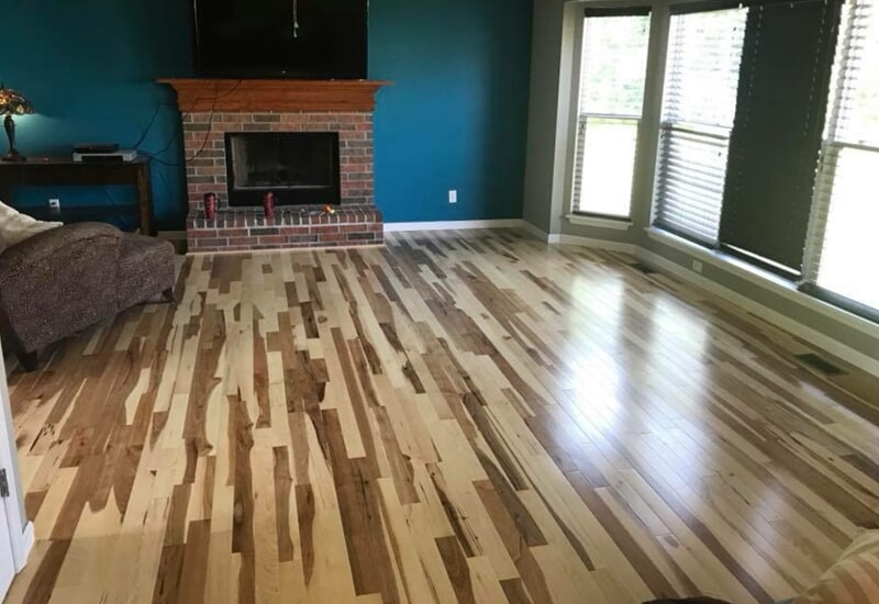 Hardwood in O'Fallon, MO by Hometown Floors Online