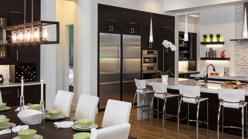 Custom kitchens 10