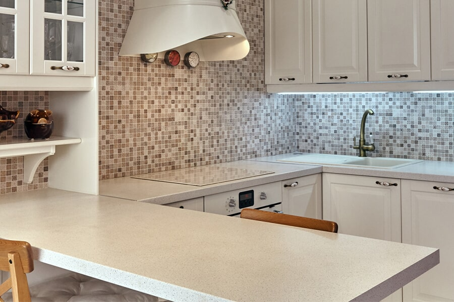 The Elmira, NY area's best countertop store is Brian's Flooring and Design Solutions