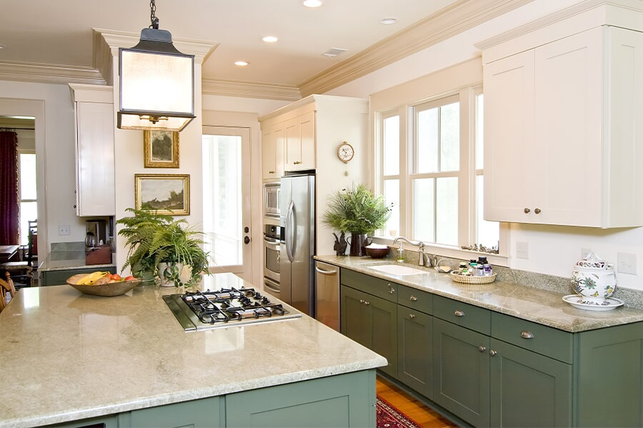 Family friendly countertops in Horseheads, NY from Brian's Flooring and Design Solutions