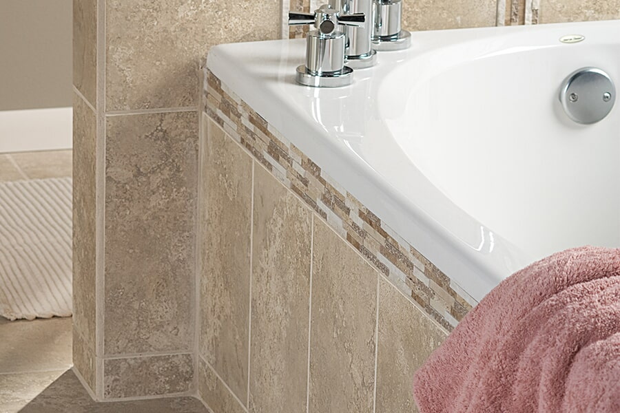 The Elmira, NY area's best tub & shower surrounds store is Brian's Flooring and Design Solutions