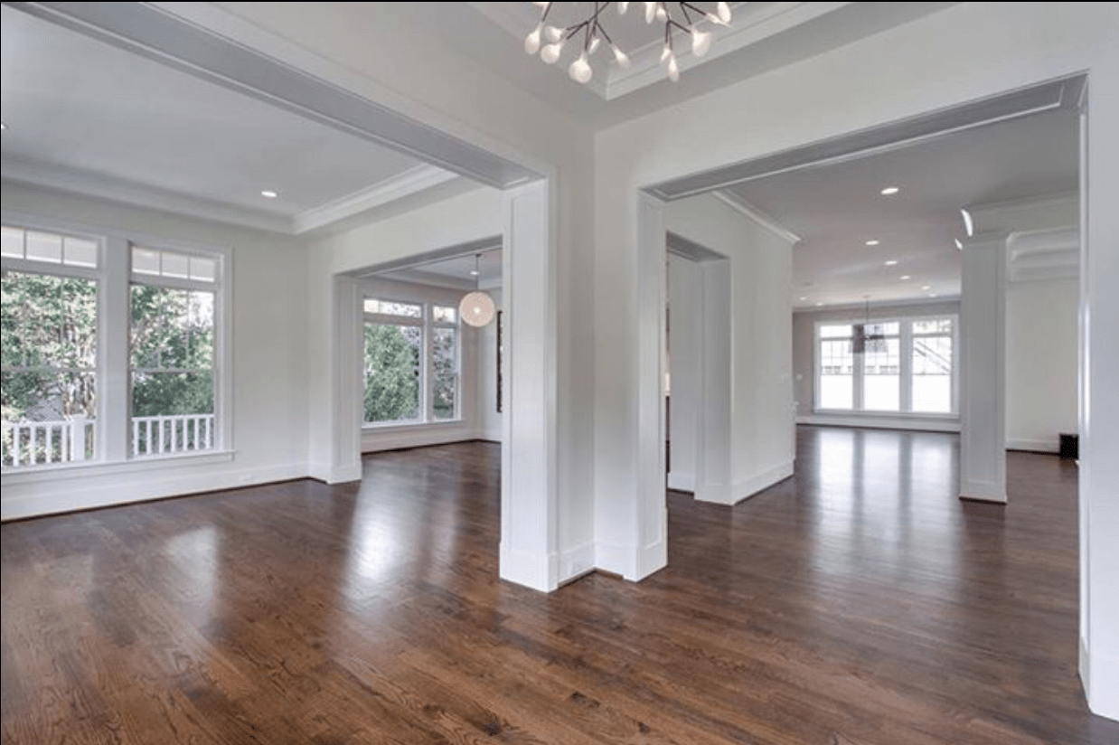 A project from Kemper Carpet & Flooring   We can do your Oakton, VA home as well!
