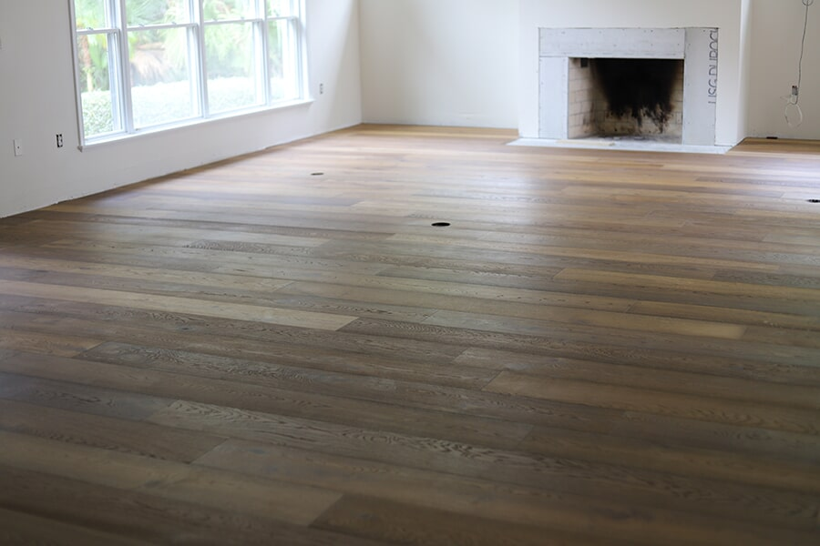 Hardwood flooring in Bradenton, FL from LG Kramer Flooring
