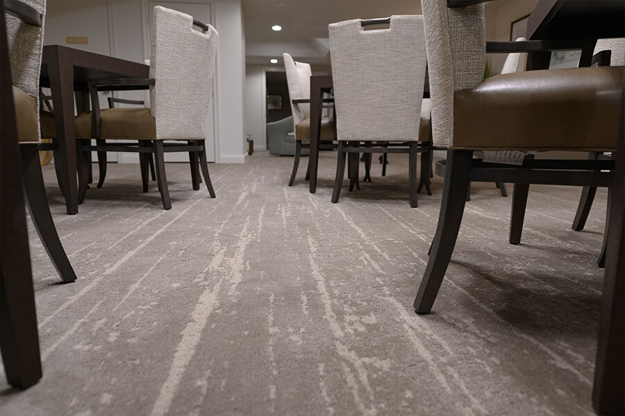 Modern carpeting in Bradenton, FL from LG Kramer Flooring