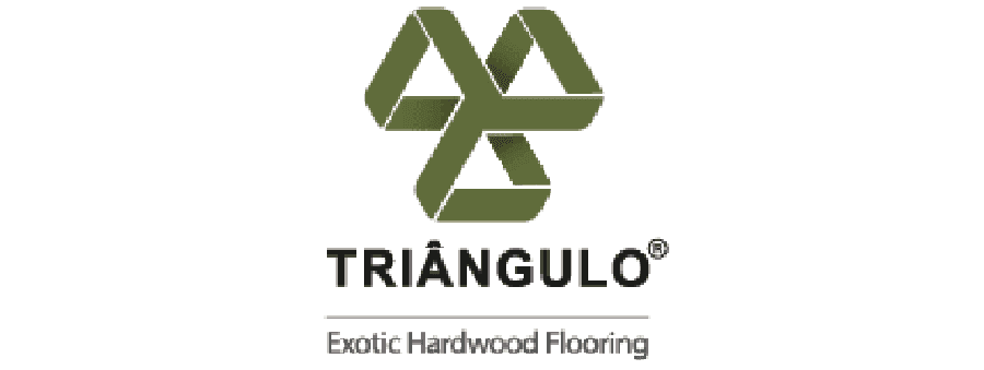 Triangulo hardwood in