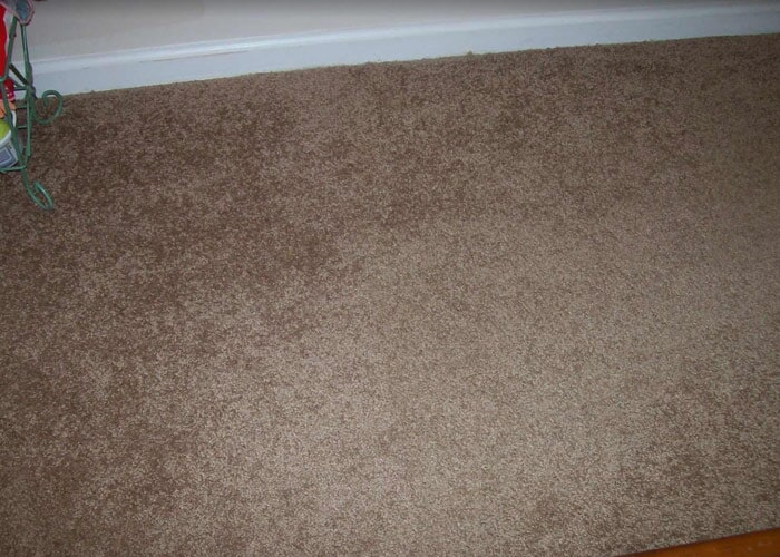 dark carpet sample bedroom