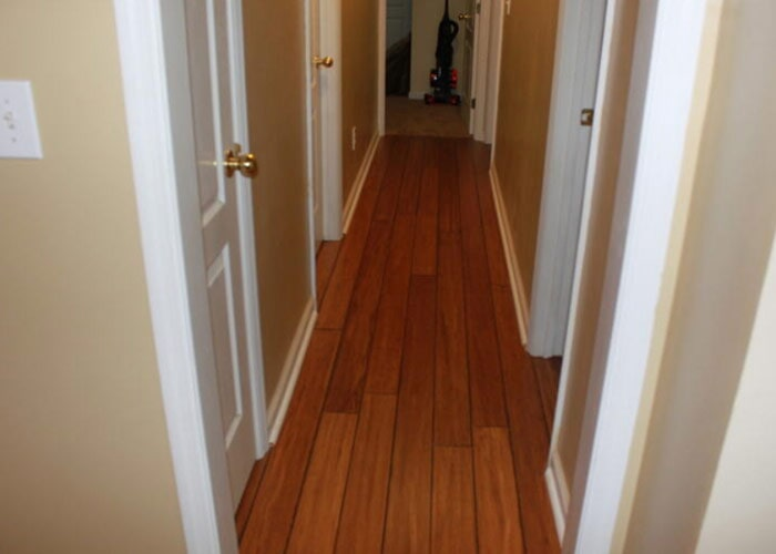 Hallway Wood Sample