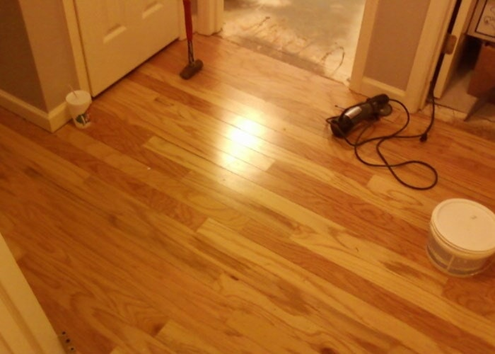 Home Flooring Sample