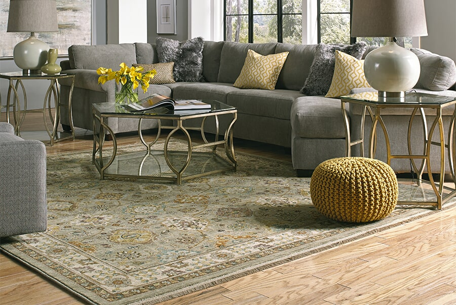 Shaw brand Colorful area rugs in Norman, OK from Rug & Carpet of Oklahoma