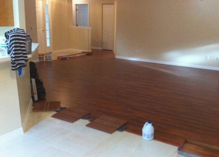 Flooring Sample Hardwood