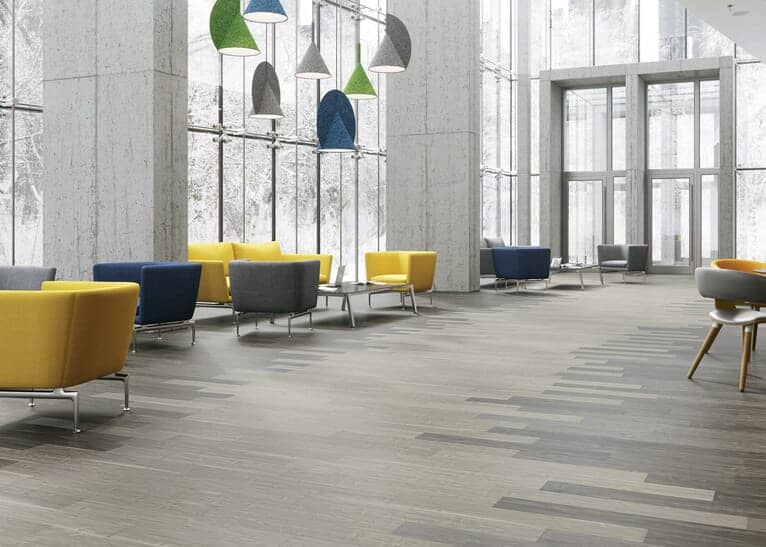 Corporate flooring in Andrews, NC from Locust Trading Company