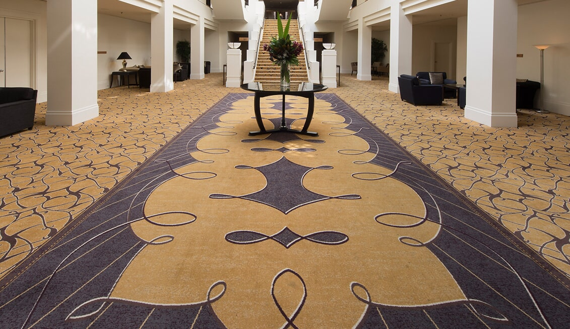 Hotel flooring in Andrews, NC from Locust Trading Company