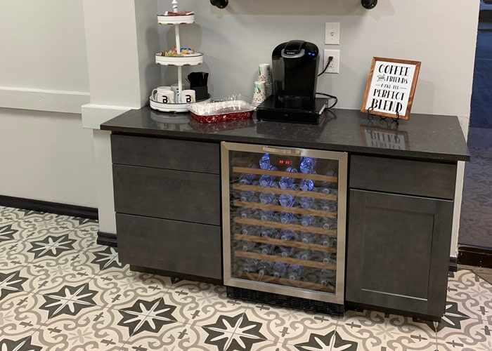 The BA Flooring & Design LLC showroom has everything for your Coweta, OK home