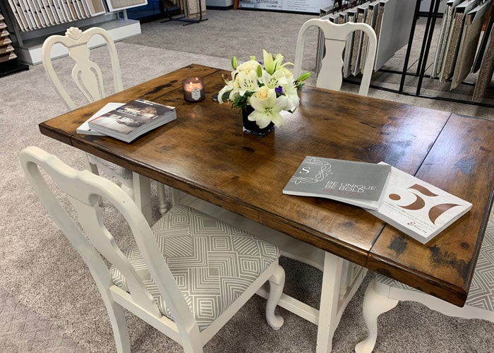 The BA Flooring & Design LLC showroom has everything for your Bixby, OK home