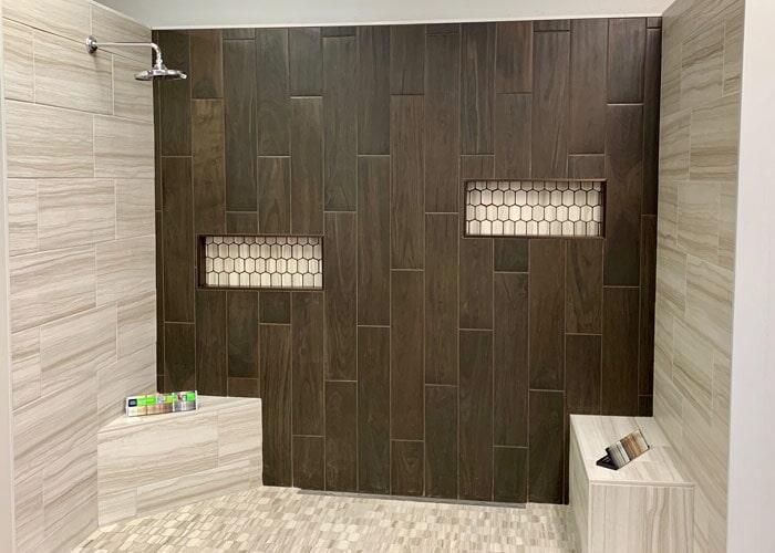 The BA Flooring & Design LLC showroom has everything for your Broken Arrow, OK home