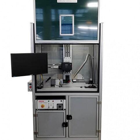 Estação à laser