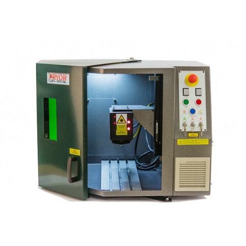 Cabine de laser